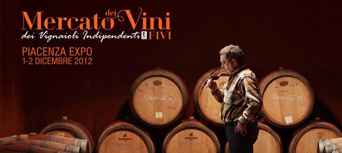1 e 2 dicembre: i Vignaioli Indipendenti riaprono il Mercato dei Vini a Piacenza Expo